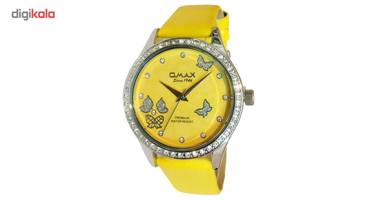 ساعت زنانه برند اوماکس مدل No NC04P11