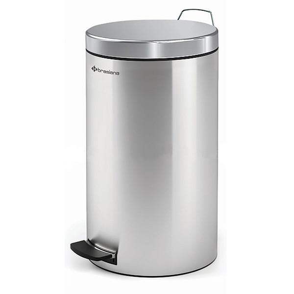 سطل زباله پدالی براسیانا کد 617  ظرفیت  20 لیتری