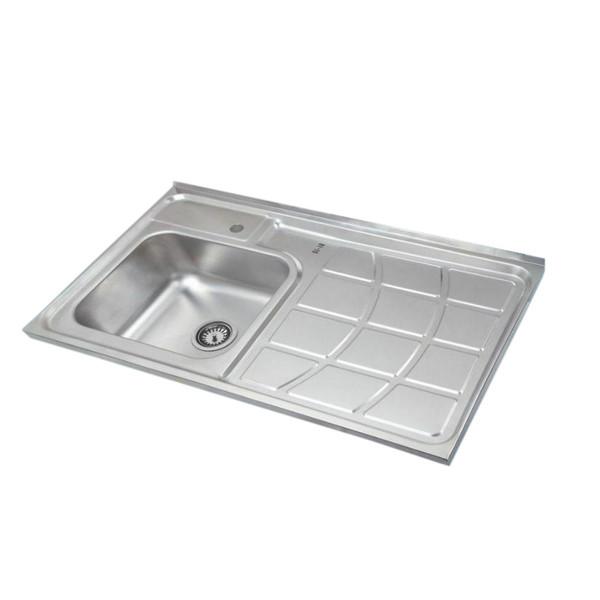 سینک ظرفشویی نگین الماس کد SA47 روکار