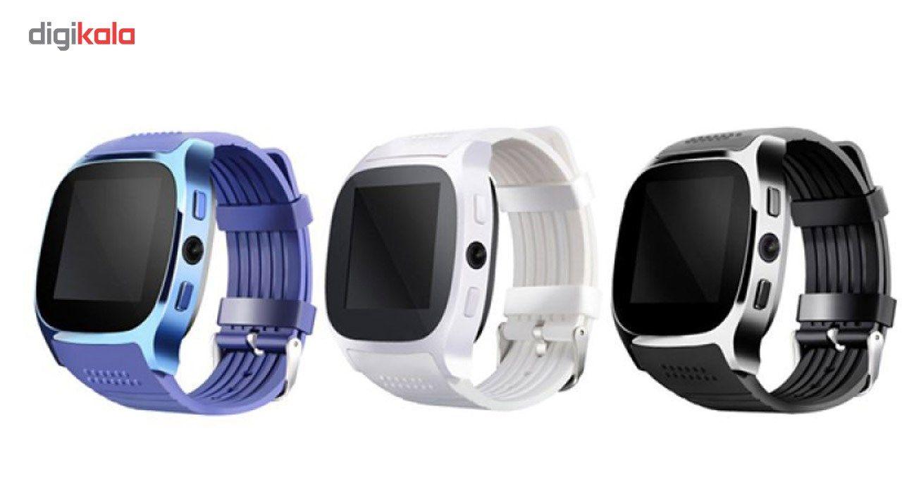 ساعت هوشمند مدل T8 main 1 4