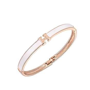 دستبند النگویی روزینی مدل B34