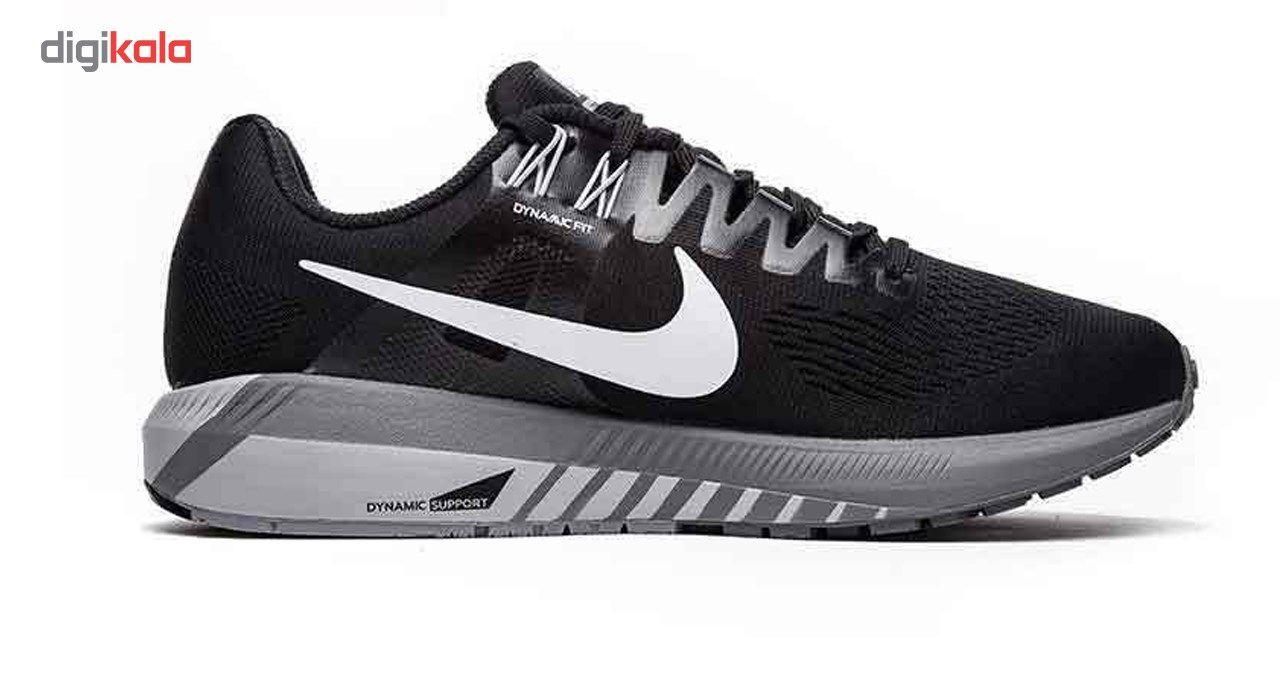 کفش ورزشی مردانه مخصوص دویدن و پیاده روی نایک مدل Air Zoom Structure21