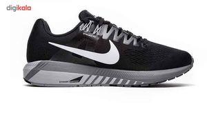 کفش ورزشی مردانه مخصوص دویدن و پیاده روی مدل Air Zoom Structure21  غیر اصل