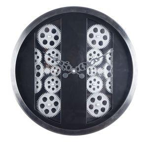 ساعت دیواری مایر کد HY-G057 Black