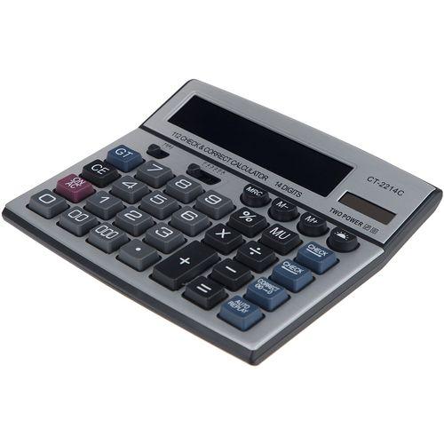 ماشین حساب مدل CT-2214C