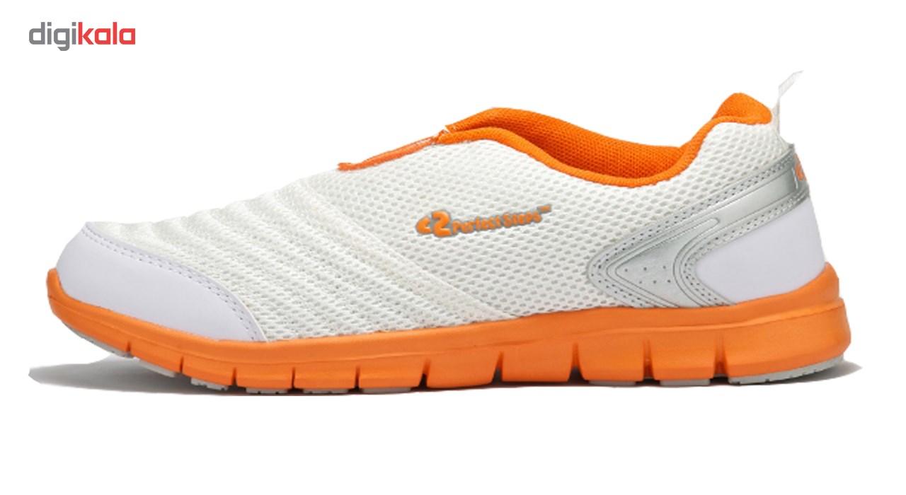 کفش پیاده روی زنانه پرفکت استپس کد 012