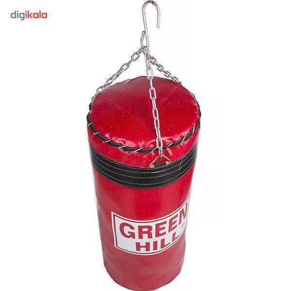 کیسه بوکس فومی گرین هیل 80 سانتیمتری