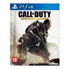 بازی Call Of Duty Advanced Warfare مخصوص PS4