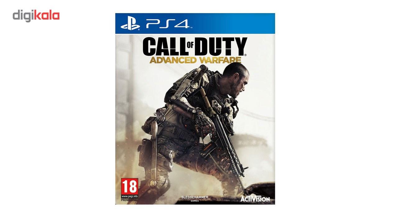 بازی Call Of Duty Advanced Warfare مخصوص PS4