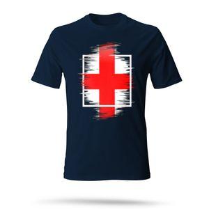 تی شرت مردانه طرح انگلیس