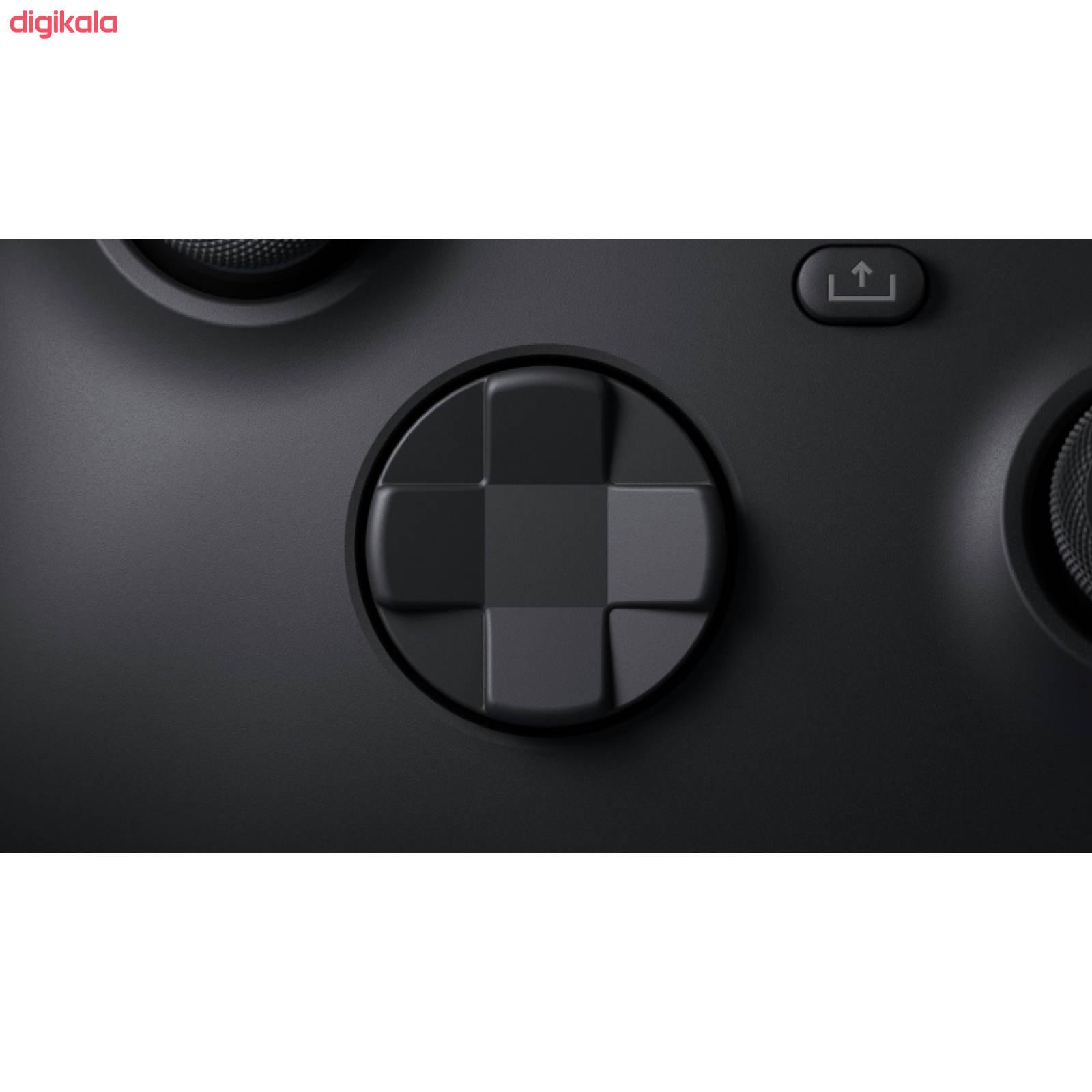 کنسول بازی مایکروسافت مدل XBOX SERIES X ظرفیت 1 ترابایت main 1 8