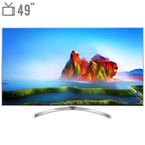 تلویزیون ال ای دی هوشمند ال جی مدل 49SJ80000 سایز 49 اینچ
