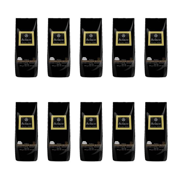 قهوه سولیس مدل KENSINGTON GROUND COFFEE مجموعه 10 عددی