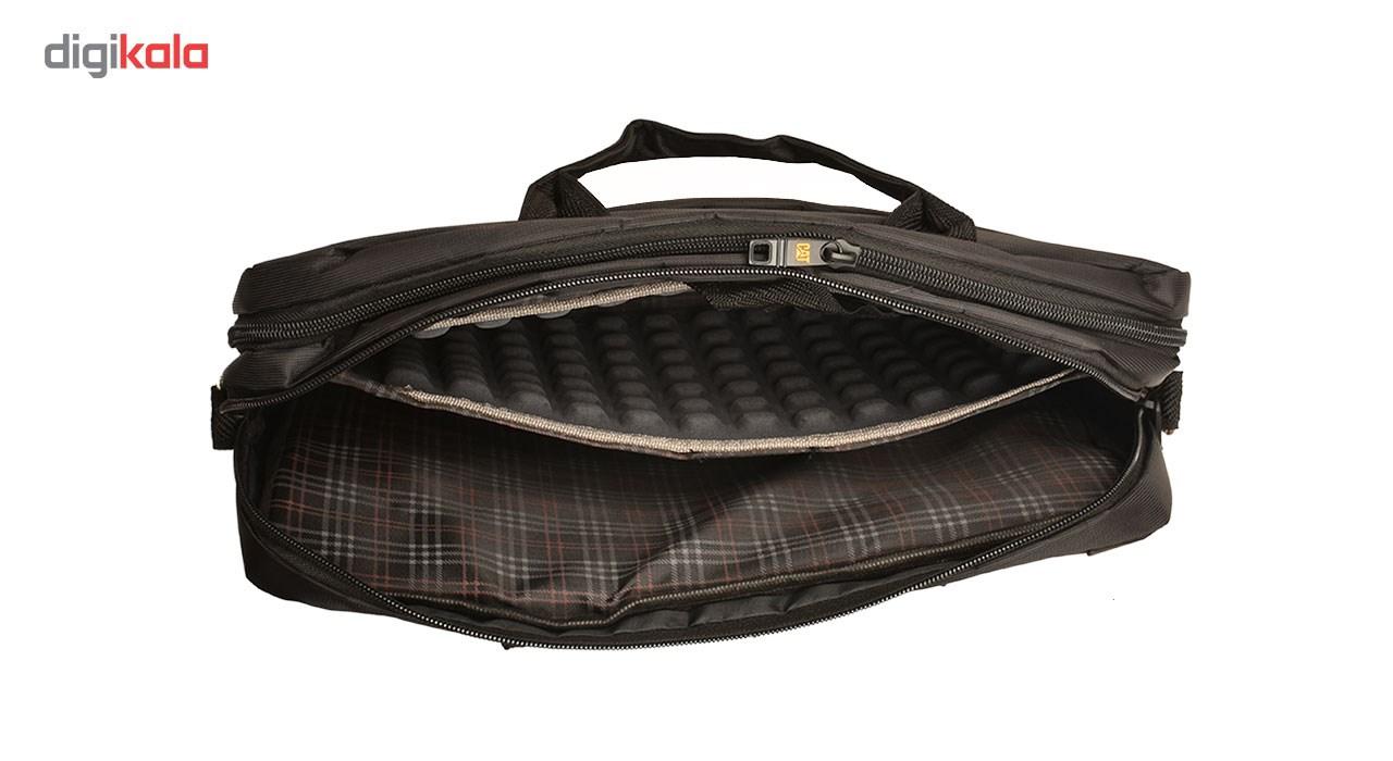کیف لپ تاپ  مدل P212 مناسب برای لپ تاپ 15 اینچی