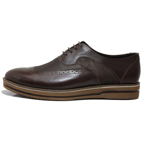 کفش مردانه چرم طبیعی  ژست مدل 3052