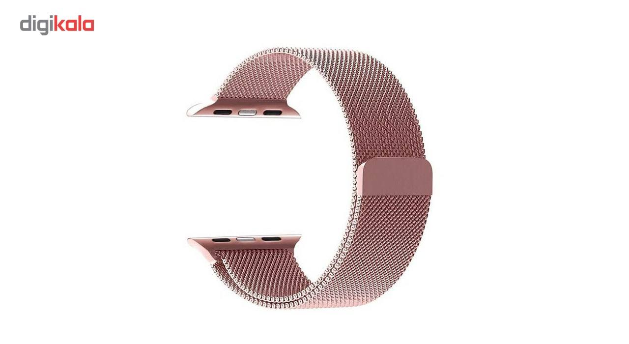 بند فلزی Millanese مناسب برای ساعت هوشمند اپل 38 میلی متری main 1 2