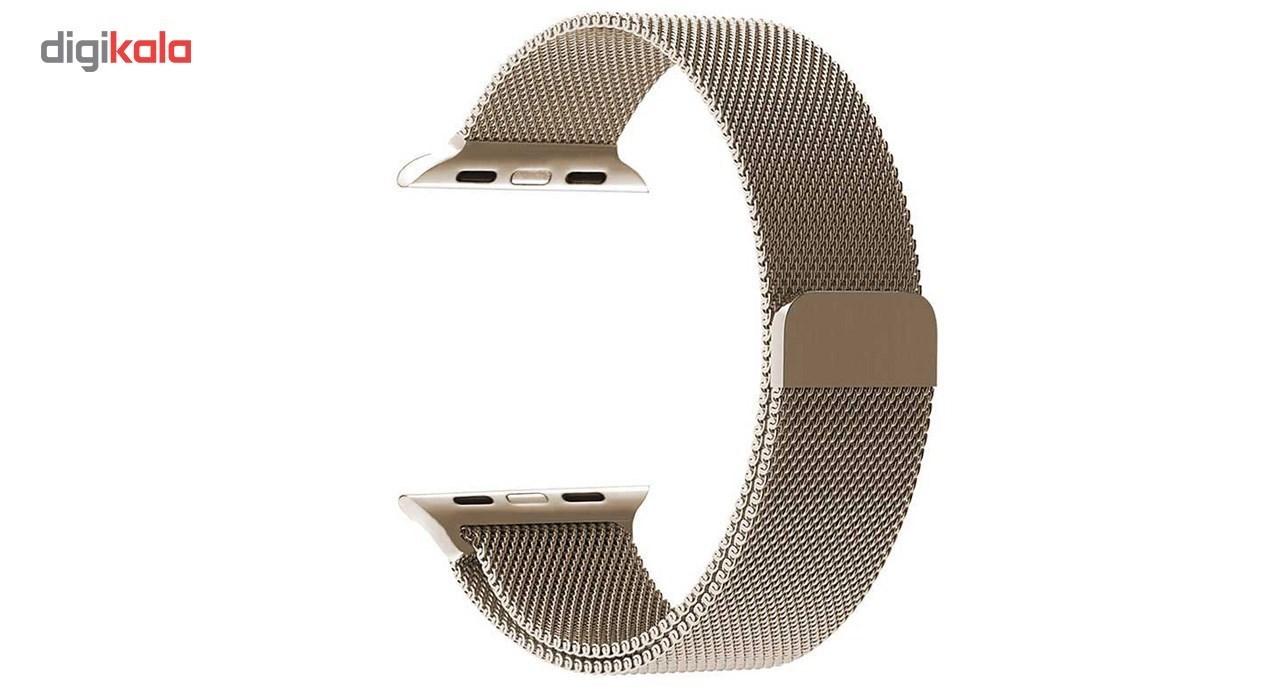بند فلزی Millanese مناسب برای ساعت هوشمند اپل 38 میلی متری main 1 3