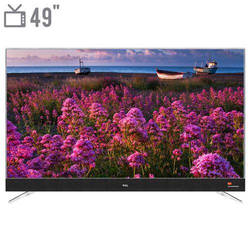 تلویزیون ال ای دی هوشمند تی سی ال مدل 49C2LUS سایز 49 اینچ