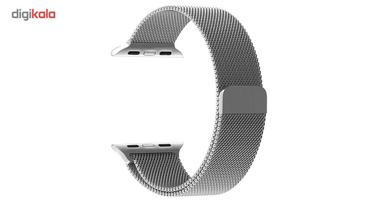 بند فلزی Millanese مناسب برای ساعت هوشمند اپل 38 میلی متری main 1 4