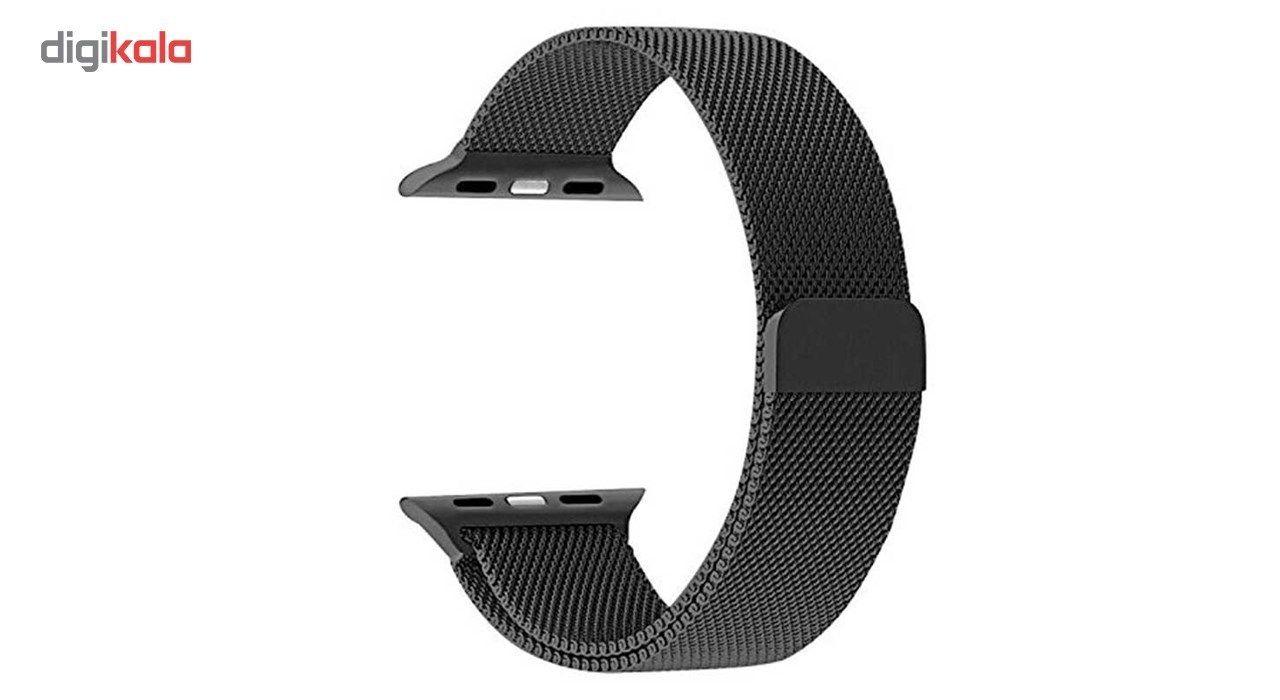 بند فلزی Millanese مناسب برای ساعت هوشمند اپل 38 میلی متری main 1 5