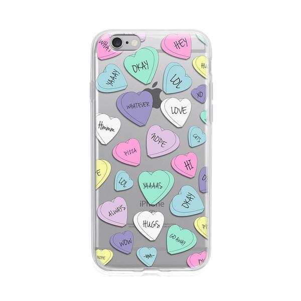 کاور  وینا مدل  Heart Candy مناسب برای گوشی موبایل آیفون6plus  و 6s plus