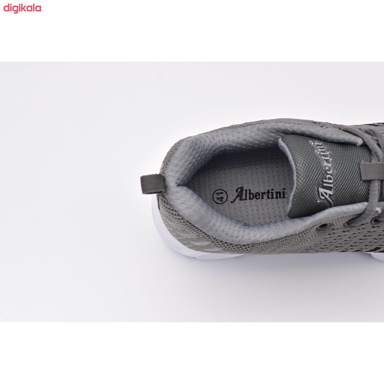 کفش پیاده روی مردانه آلبرتینی مدل زمرد کد 7904 main 1 8
