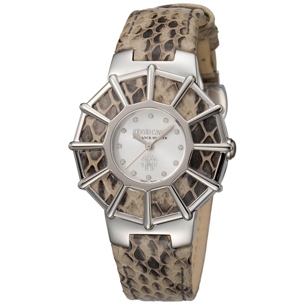 ساعت مچی عقربه ای زنانه روبرتو کاوالی مدل RV2L009L0011
