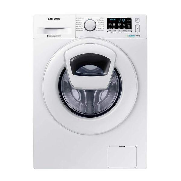 ماشین لباسشویی سفید  سامسونگ مدل 1477 با ظرفیت 7 کیلوگرم |
