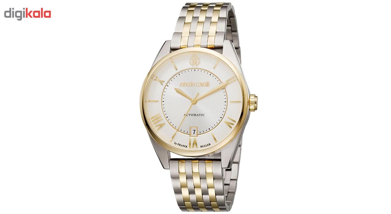 خرید ساعت مچی عقربه ای مردانه روبرتو کاوالی مدل RV1G013M0091