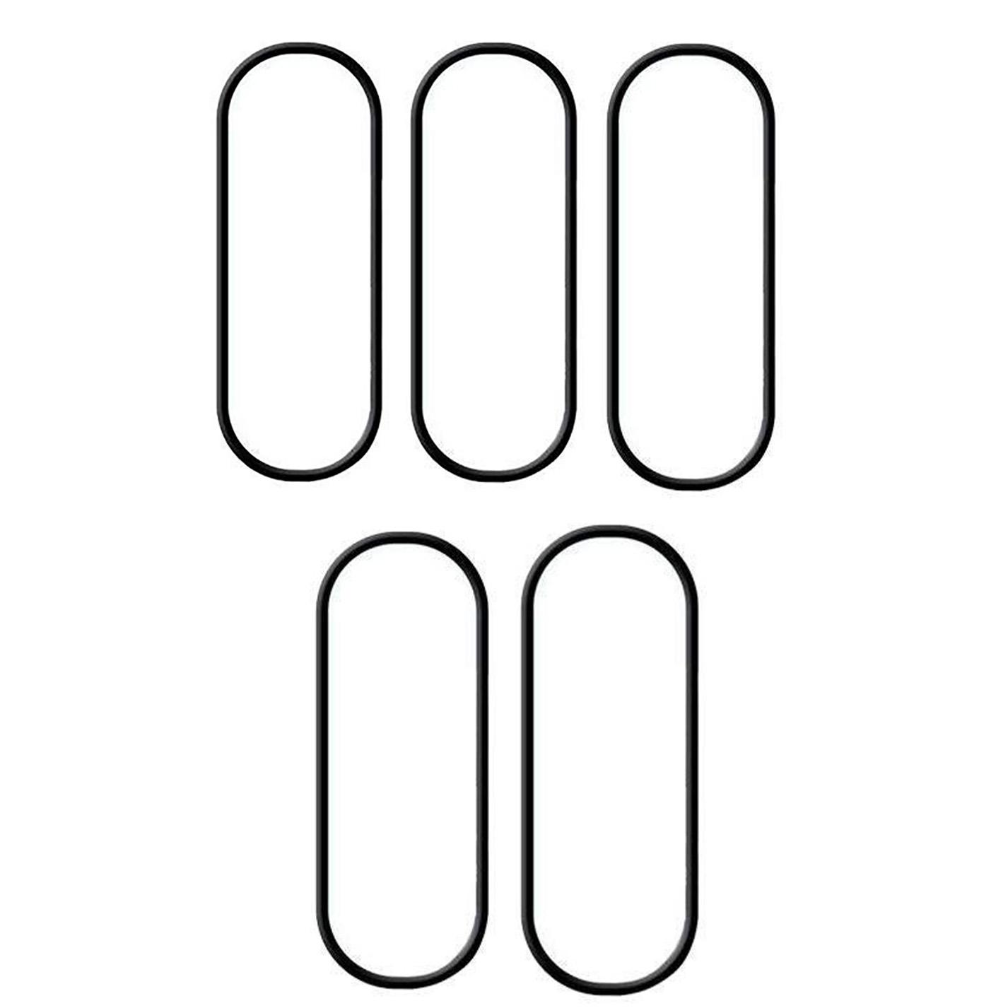 محافظ صفحه نمایش مدل FG40 مناسب برای مچ بند هوشمند شیائومی Mi Band 4 بسته 5 عددی