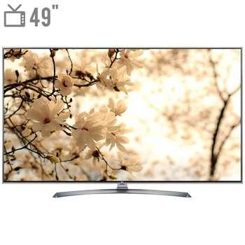 تلویزیون ال ای دی هوشمند ال جی مدل 49UJ75200GI سایز 49 اینچ | LG 49UJ75200GI Smart LED TV 49 Inch
