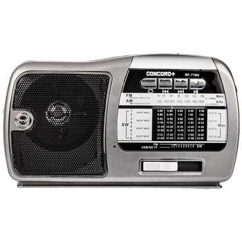 رادیو کنکورد پلاس مدل RF-710U | Concord Plus RF-710U Radio