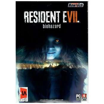 بازی کامپیوتری Resident Evill مخصوص PC