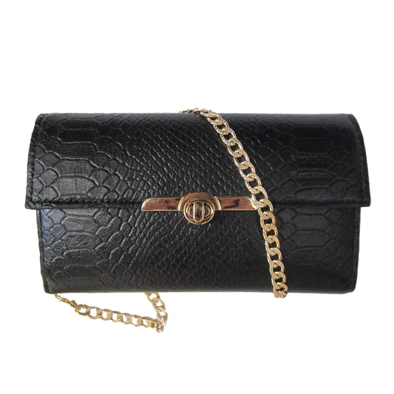 کیف  چرم دستی زنانه  مژی مدل L