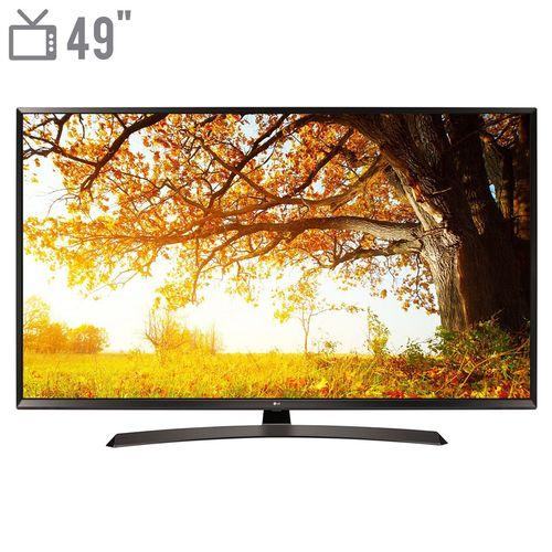 تلویزیون ال ای دی هوشمند ال جی مدل 49UJ66000GI سایز 49 اینچ