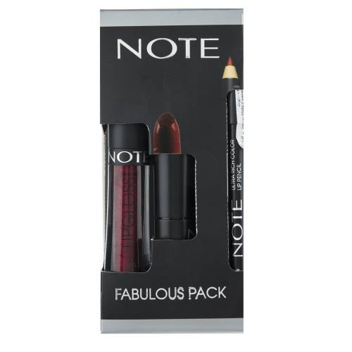 پک نوت مدل Fabulous Pack