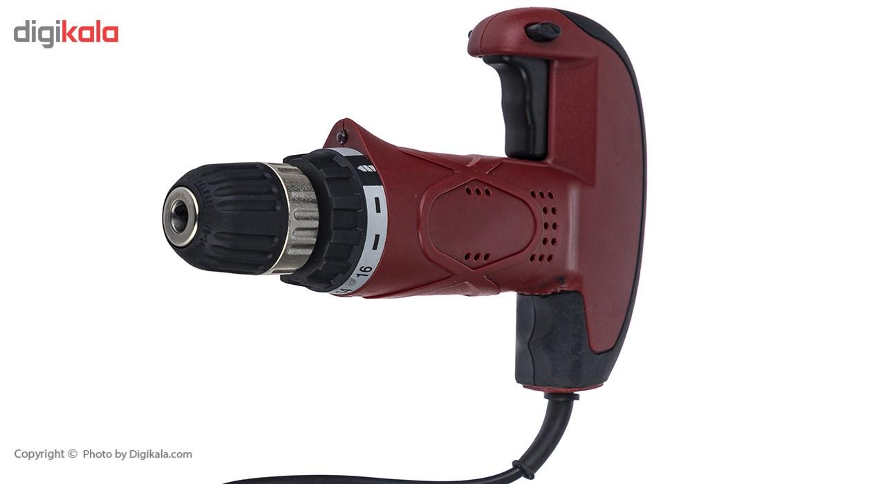 کمپرسورباد و ابزار الکتریکی پنچرگیری باورس مدل BTK 109