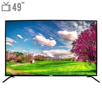 تلویزیون ال ای دی هوشمند بلست مدل BTV-49KEA110B سایز 49 اینچ