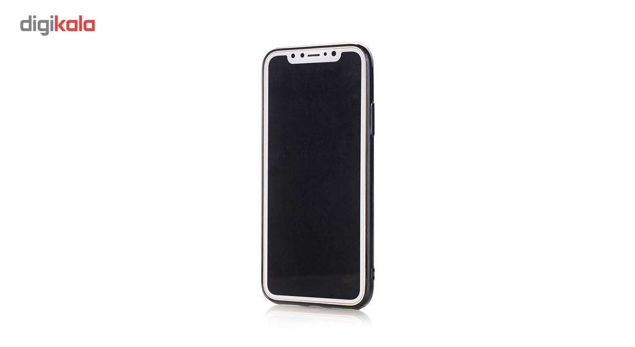 کاور چرمی پیرکاردین مدل PCL-P11 مناسب برای گوشی آیفون X main 1 16