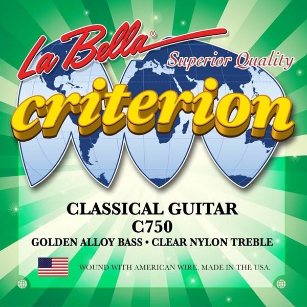 سیم گیتار کلاسیک لا بلا مدل C750
