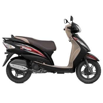 موتورسیکلت تی وی اس مدل وگو 110 سال 1397