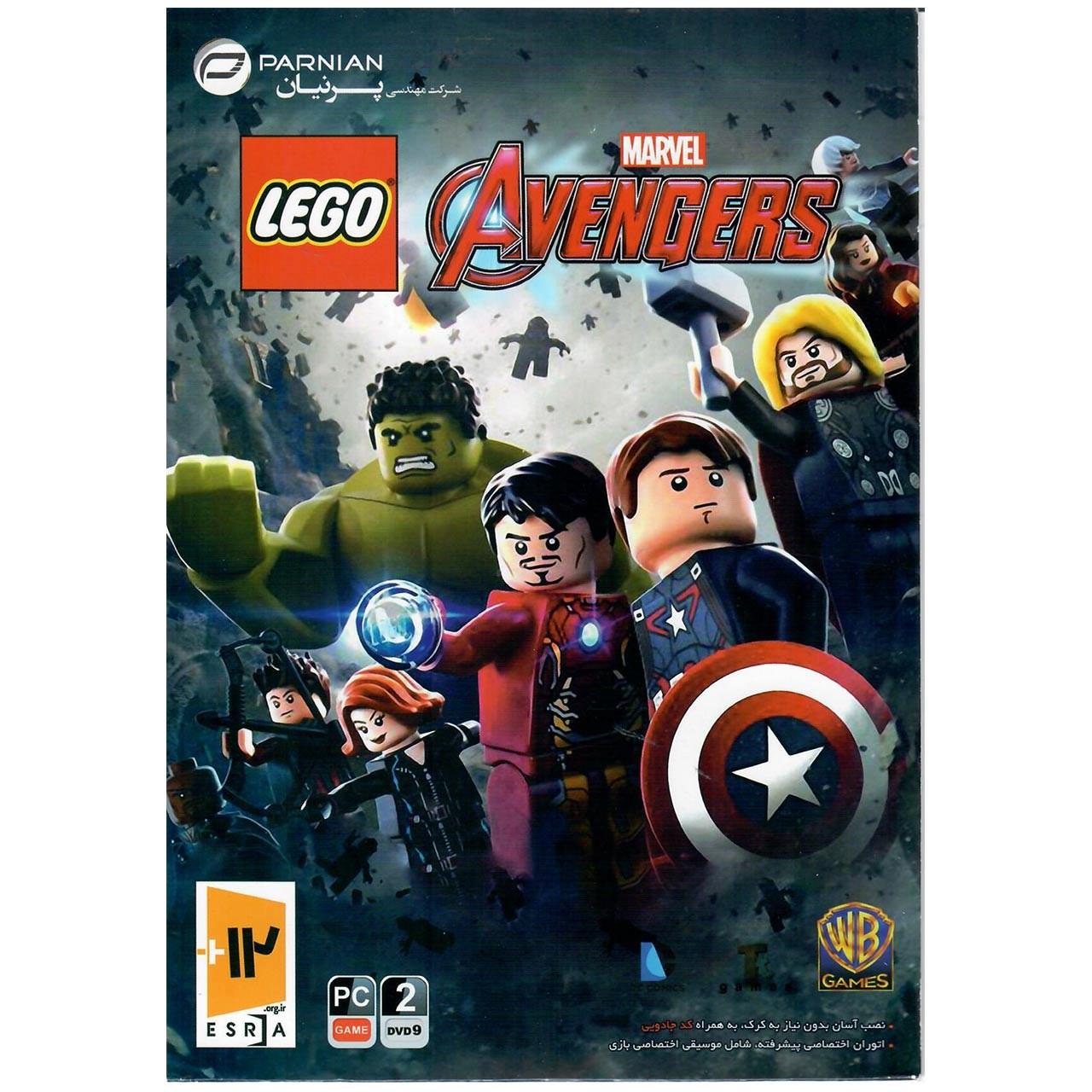 عکس بازی Lego Marvel Avengers مخصوص PC