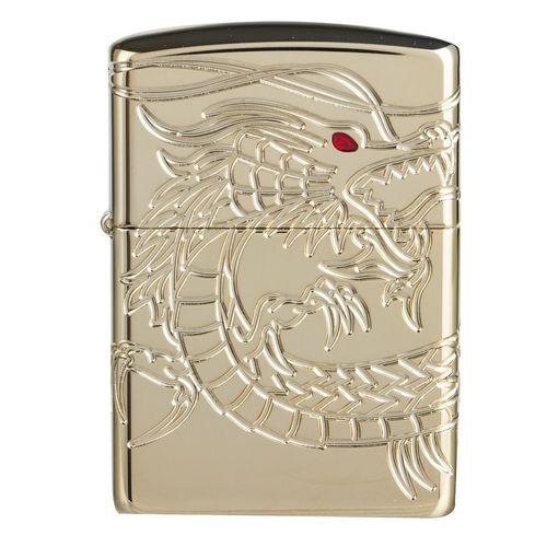 فندک زیپو مدل Chinese Dragon