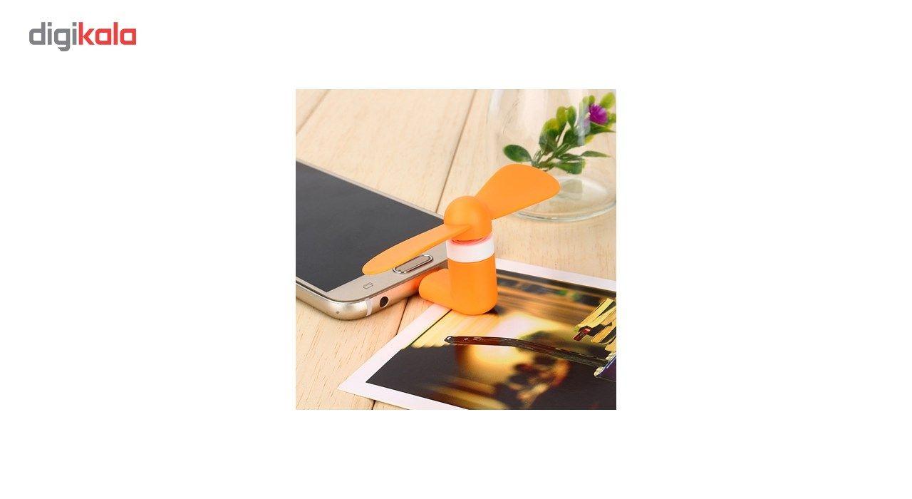 پنکه همراه مدل Micro USB main 1 4