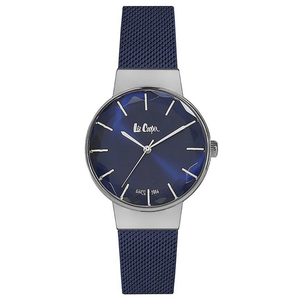 ساعت مچی عقربه ای زنانه لی کوپر مدل LC06399.390