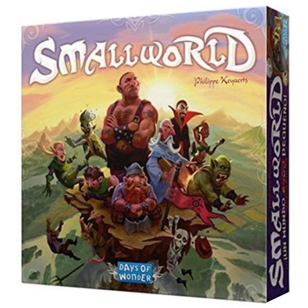 بازی رومیزی دیز آف واندرز مدل Small World