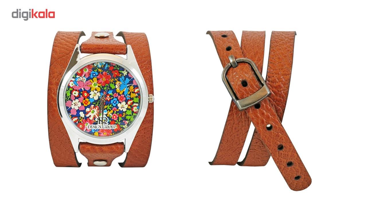 ساعت دست ساز اچ آر دیزاین گروپ مدل 007