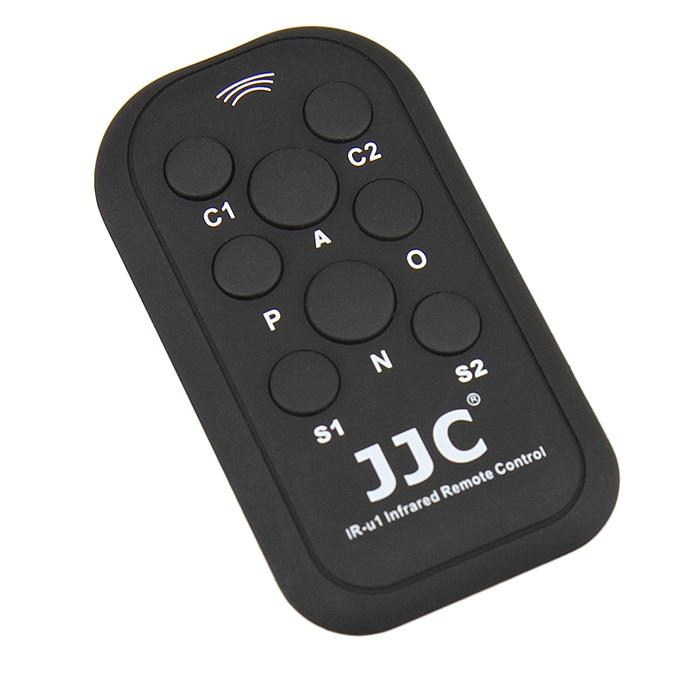 ریموت کنترل دوربین جی جی سی مدل  IR-U1 مناسب برای دوربین های کانن و نیکون