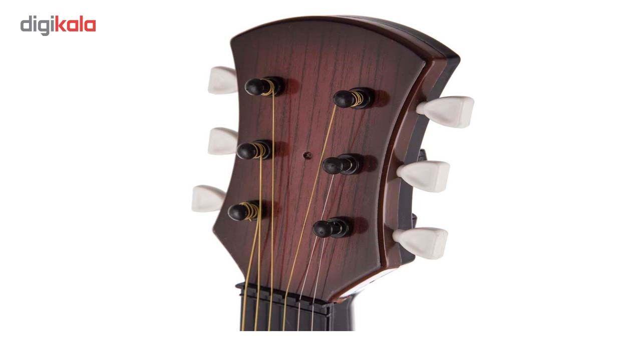 گیتار اسباب بازی مدل 3707 main 1 2