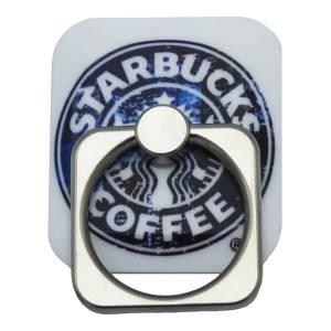 حلقه نگهدارنده گوشی موبایل kk24 مدل STARBUCKS COFFEE